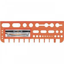 <b>Полка для инструмента</b> 47,5 см, оранжевая Stels оптом: купить ...