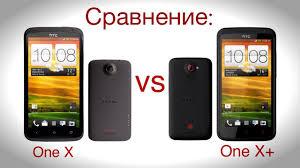 Сравнение HTC One X и HTC One X+