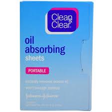 Отзывы Clean and Clear, <b>Салфетки</b>, <b>впитывающие масло</b> ...
