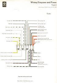 vw wiring diagrams 1962 1965 non usa