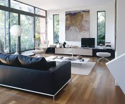 beautiful living lighting living room room ideas with wooden interior designs ideas floor and corner green plant also luxury black leather furniture sofa beautiful brown living room