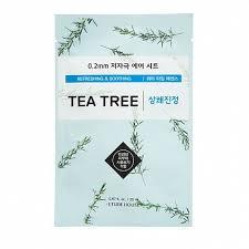<b>Успокаивающая маска с</b> чайным деревом, Etude House Therapy ...