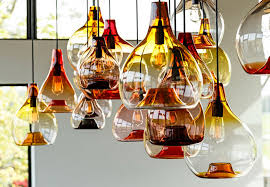 art glass pendant lighting art glass pendant lighting