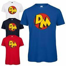 Mens <b>Danger Mouse T Shirt</b> | eBay