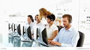 supervisor checking on call centre employees stock video footage supervisor checking on call centre employees stock video footage