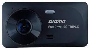 <b>Видеорегистратор DIGMA FreeDrive 109</b> TRIPLE, 3 камеры ...