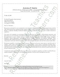 special education cover letter sample special education teacher sample resume
