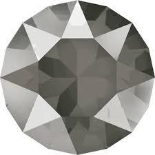 """<b>1088 SS39 Стразы</b> """"<b>Сваровски</b>"""" <b>Crystal</b> AB 8.16 мм, т.серый лак ..."""