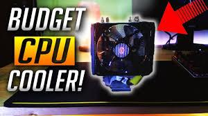 Best Budget CPU Cooler - <b>Cooler Master Hyper 103</b>! - YouTube