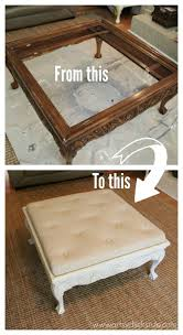 Coffee Table Into A Bench 1000 Ideas About Refurbished Coffee Tables On Pinterest Redo