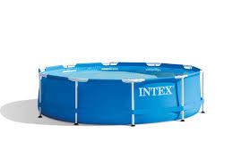 Бассейн каркасный <b>Intex Metal Frame</b> Set 28212 , круглый, 366 х ...
