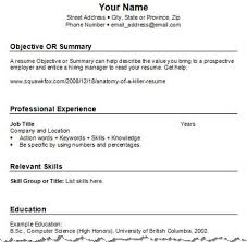 resume format   how to write a resumechronological resume format