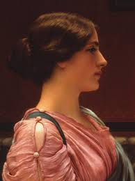 Paintings Reproductions Godward, John William A Classical Beauty - John_William_Godward_GOJ005