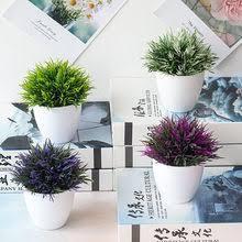 Выгодная цена на Искусственные Цветы В <b>Горшке</b> ...