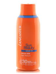 <b>Lancaster нежное молочко</b> 'великолепное загар'-sun care, 175ml ...