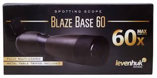 Buy <b>Levenhuk Blaze BASE 60</b> Spotting Scope in online shop ...