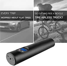 Flurries 150PSI Wireless <b>Electric</b> Car Bike <b>Tire Inflator</b> - <b>Smart</b> Air ...