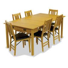 Folding Dining Room Chair Fresh Stunning Dining Room Table Folding Leaf 16400