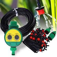Online Shop 25m DIY Micro Drip Irrigation System Plant Self ...