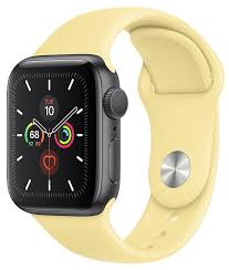 <b>Часы Apple Watch Series</b> 5 GPS 40mm Aluminum Case with Sport ...