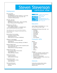create a grid based resume cv layout in indesigncv design