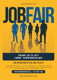 job fair flyer by lilynthesweetpea graphicriver preview image set 01 job fair flyer jpg