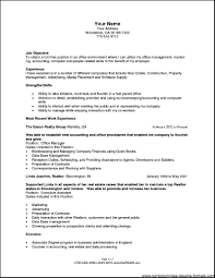 resume objectives for office manager samples examples resume objectives for office manager