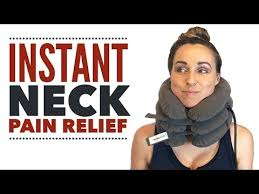 <b>Neck</b> Traction Review WOW! INSTANT Pain Relief - YouTube