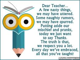 Retirement Wishes for Teachers: Messages for Teachers and ... via Relatably.com