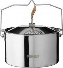 <b>Котелок Primus CampFire</b> Pot S/S - 3L (738004) купить в Киеве и ...