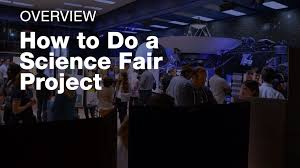 how to do a science fair project activity nasa jpl edu how to do a science fair project video tutorial overview