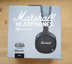 Mobile-review.com Обзор <b>наушников Marshall Mid</b> Bluetooth