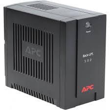 <b>ИБП APC Back-UPS BX500CI</b> 300Вт 500ВА черный купить в ...