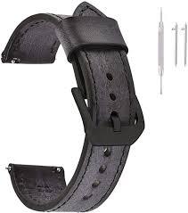 <b>Vintage</b> Strap Band <b>Genuine Leather</b> 20mm Handmade Nice Quality ...