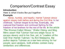 writing portfolio with mr butner writing portfolio due date  comparisoncontrast essay introduction here is what it looks like put together example heroic