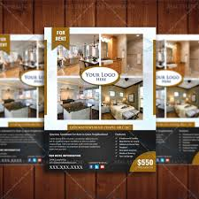 for rent real apartment listing design template real estate lead for lease flyer 4 product 2