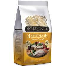 <b>Golden Eagle</b> - <b>Holistic</b> Chicken Formula – PETKU