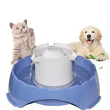 Amazon.com : Pet Water Fountain [Newest <b>2019], Multi-Functional</b> ...