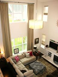 chic window treatment ideas from hgtv fans your family room chic family room decorating
