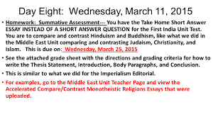academic a religions of south asia lesson plan date and 22 day