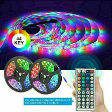 Remote <b>RGB</b> Boat <b>Waterproof 10M</b> 3528 SMD 300 LED Flexible ...