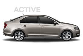 Комплектации и цены ŠKODA RAPID – Active, Ambition и Style ...