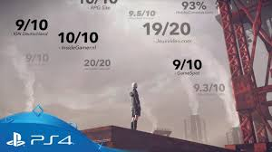 <b>NieR</b>:<b>Automata</b> | Game of the YoRHA Edition Launch Trailer | PS4 ...
