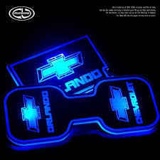 <b>LED</b>-<b>подсветка подстаканников и полочки</b> консоли - Chevrolet ...