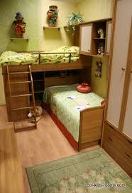 room ideas small spaces decorating: small spaces decor toddler room bunk bed