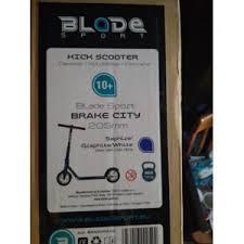 <b>Самокат Blade Sport</b> Blade Air City Break 205 | Отзывы покупателей