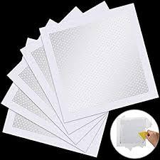 8 x 8 Inch <b>Aluminum</b> Wall Repair Patch Self <b>Adhesive</b> Screen Patch ...