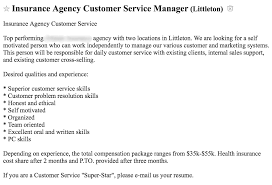craigslist job posting how to get better candidates craigslist post example 2