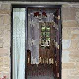 SWL-seller <b>Bamboo</b> Beaded Strands Door Curtain Provence ...