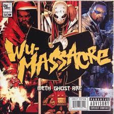 Wu Massacre – <b>Ghost And</b> Rae <b>Meth</b> купить на виниловых ...